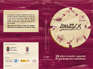 Portada libro Amasol