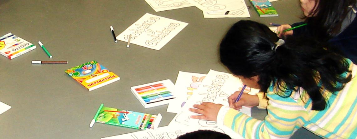 Taller de Diversidad cultural: Promoviendo actitudes y valores cooperativos en el aula
